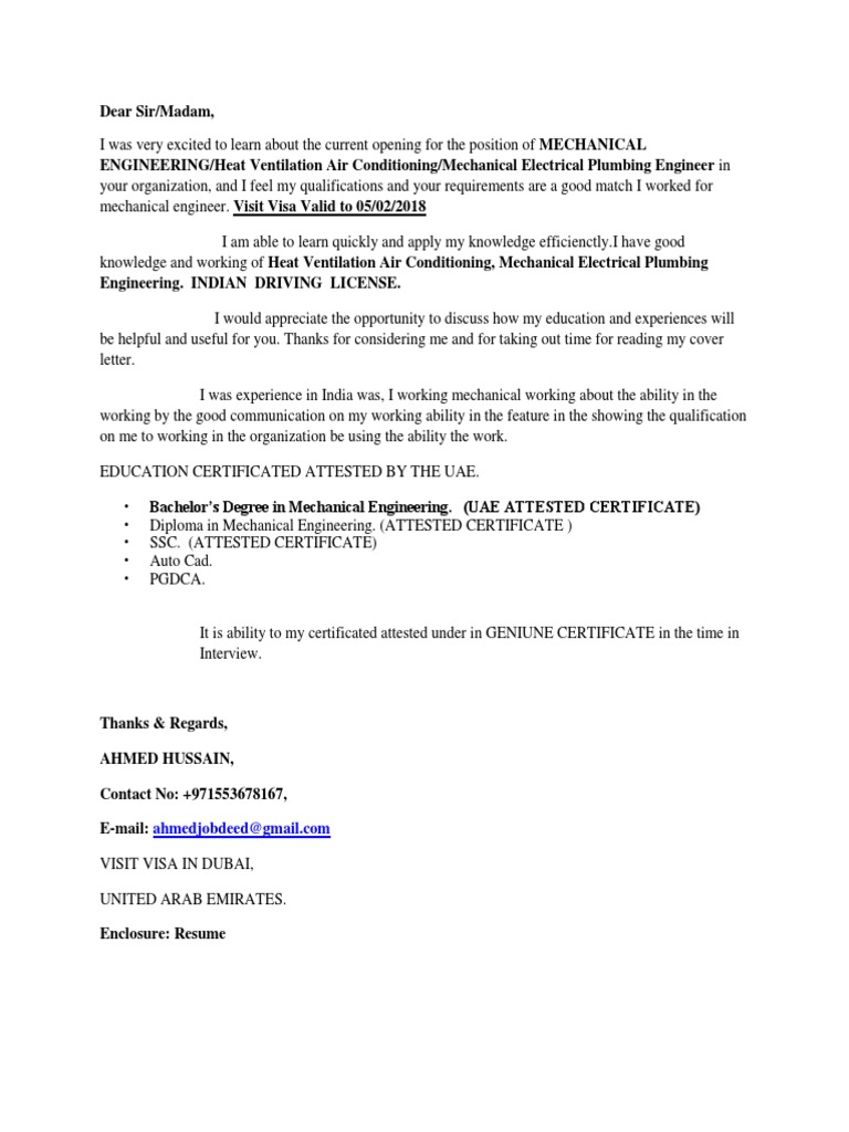 Cv New Updated PDF | Hvac | Mechanical Engineering