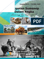 Kabupaten Sumenep Dalam Angka 2017