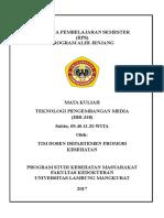 RPS Teknologi Pengembangan Media Genap 20162017 (AJ)