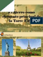 José Manuel Mustafá - El Hierro Como Elemento Principal de La Torre Eiffel