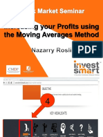 NAZARRY ROSLI -Increasing Your Profits Using the Moving Averages Method (Advanced)