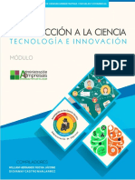 Modulo Ciencia, Tecnologia e Innovacion