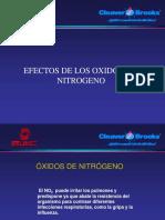 ÓXIDOS DE NITRÓGENO2.pps