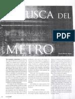 En Busca Del Metro