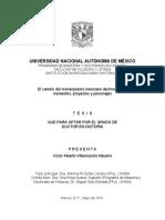 El Camino Del Monarquismo Mexicano Decim