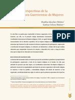 Origen y Perspectivas de La Coordinadora Guerrerense de Mujeres Indigenas