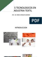 Avances Tecnologicos en La Industria Textil