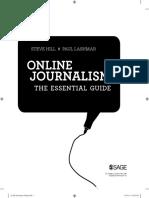 Online Journalism Essential Skills