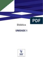 Guia de Estudos Da Unidade 1 - Didática
