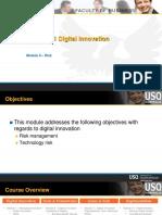 CIS 8011 Module 9 Digital Innovation Technology Risk.pptx