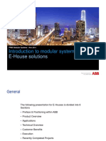 Introduction to Modular Systems E-house Solutions (en)