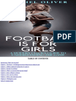 Football is for Girls_ a Modern - Rachel Oliver