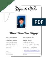Hoja de Vida Actualizada Hernan Mauricio Neiva Velazquez