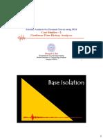 FEM DYN TH Analysis CaseStudies I
