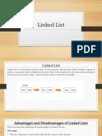 Linked List - SLL