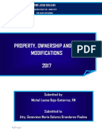 Property Edited