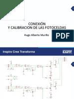 Clase 14 Conexion y Calibracion de Las Fotoceldas