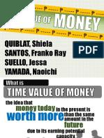 Time Value of Money Presentation
