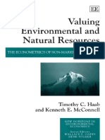 Haab & McConnell 2002 - Valuing Environmental and Natural Resources
