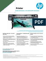 HP Latex 365 Printer Datasheet