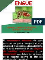 CLÍN y Tto DENGUE Short Dr La Chira 2012