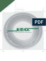 AMEX Imagebroschuere En