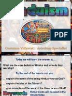 Introduction to Hindu Gods by Guru Maa Vidyavati