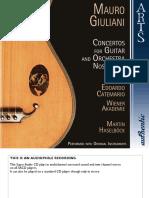 Catemario Cd Concert