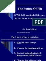 Vuca - The Future of Hr