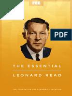 The Essential Leonarde Read