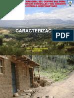 Caracterizacion SA 2013-II
