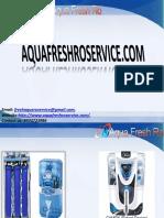 Aquafreshroservice