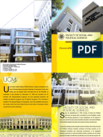 UGM Faculty of Social and Political Sci Info Sheet