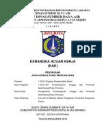 # KAK - Pengawasan Breakwater 2018 P.pramuka
