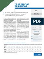 Boletín Índice de Precios Al Consumidor (Ipc) Enero 2018