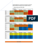 Horario Didácticas 15-16