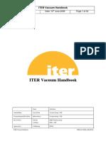 Apr2014 Zip 10639509 TD ITER Vacuum Handbook