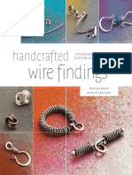 Handcrafted Wire Findings S11 BLAD Web