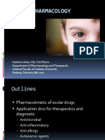 Ocular Pharmaco