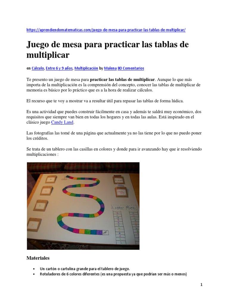 Lujoso Plantilla De Tablero De Juego De Candyland Colección de ...