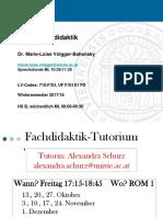 171011 BU Präsentation WS 17 1 Did Meth FD