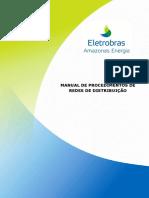 Eletrobras Amazonas Energia - Manual de Procedimentos de Redes de Distribuição