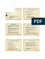 Somatoform Powerpoint