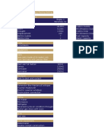 Bogey 1 Split Area 2018 Price List Agency