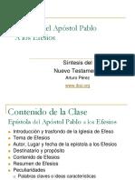 Epístola del Apóstol Pablo a efesios.pptx