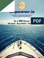 SHIPowner Whitepaper 04.02.2018