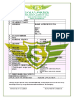 Document Verification Form