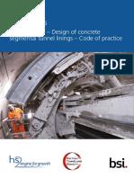 PAS 8810 2016 Tunnel Design Code of Practice