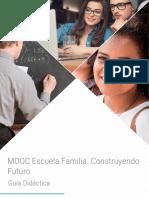 MOOC Escuela Familia Guia Didáctica1