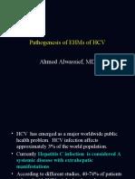 Pathology of Extra Hepatic HCV Manifestations